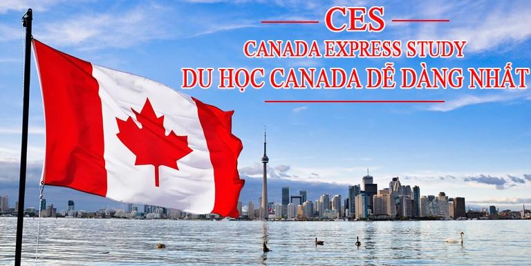 Du học CES Canada